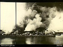Port facilities at Oosthaven was destroyed by ...