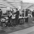 Opdracht Veenman op Efficiency Beurs voor Nixdorf-computer, Bestanddeelnr 925-9744.jpg