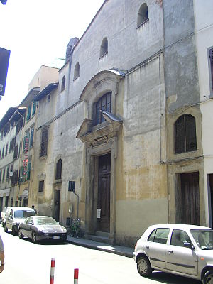 Oratorio dei Vanchetoni - The Oratory of the Vanchetoni