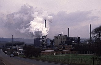 Battle of Orgreave - Orgreave Coking Works (1989)