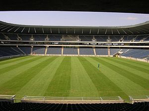 Orlando Stadium - Image: Orlando Stadium