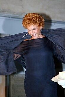 Ornella Vanoni nel 2007