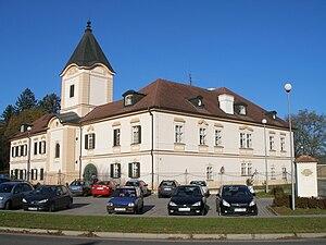 Osek (Strakonice District) - Osek Castle