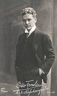 Otto Treßler German actor