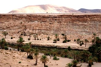 Wadi - Oued Tissint, Morocco