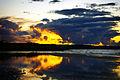 Päikeseloojang Kunda rannas.jpg