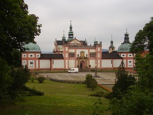 Příbram - Svatá Hora
