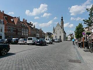 Herentals Municipality in Flemish Community, Belgium