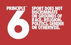 Principle 6 campaign - Image: P6 image with text