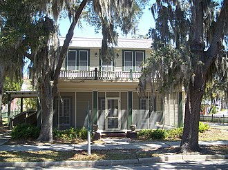 National Register of Historic Places listings in Bay County, Florida - Image: PC Mc Kenzie House 01