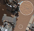PIA16225-MarsCuriosityRover-ScooperTest&MysteryObject-20121008a.jpg