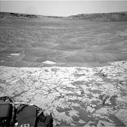PIA18883-MarsCuriosityRover-PahrumpHills-Sand-20141113