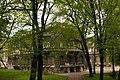 Pałac Karola Poznańskiego, Akademia Muzyczna, z Więckowskiego 27, Łódź 2010 05 02.jpg
