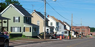 Painesdale, Michigan - Houses in Painesdale