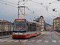 Palackého náměstí, Škoda 15T.jpg