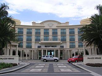 Palazzo Versace Australia - Image: Palazzo Versace in Gold Coast