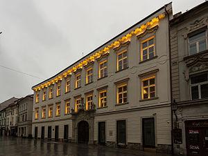 Pálffy Palace (Bratislava) - Pálffy Palace