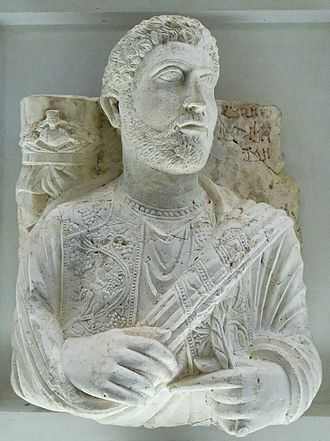 Mythology - Palmyrenian relief Louvre