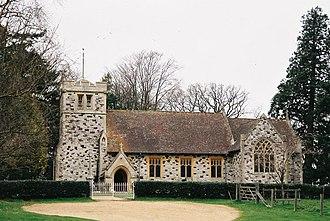 Pamphill - St Stephens Church, Pamphill