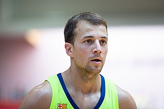 Kevin Pangos Canadian basketball player