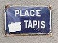 Panneau de la Place des Tapis (Lyon 4e).jpg