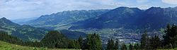 Panorama-Nonnenalpe to Walgau with Bludenz.jpg