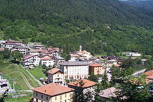 Incudine - Image: Panorama Incudine al Solivo (Foto Luca Giarelli)
