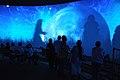 Panorama On Human Evolution - Science Exploration Hall - Science City - Kolkata 2018-09-23 4327.JPG