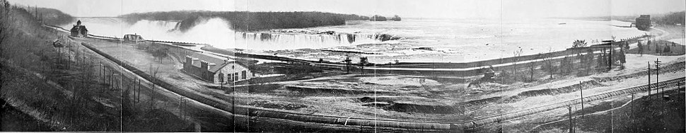 Niagara Falls, c. 1921