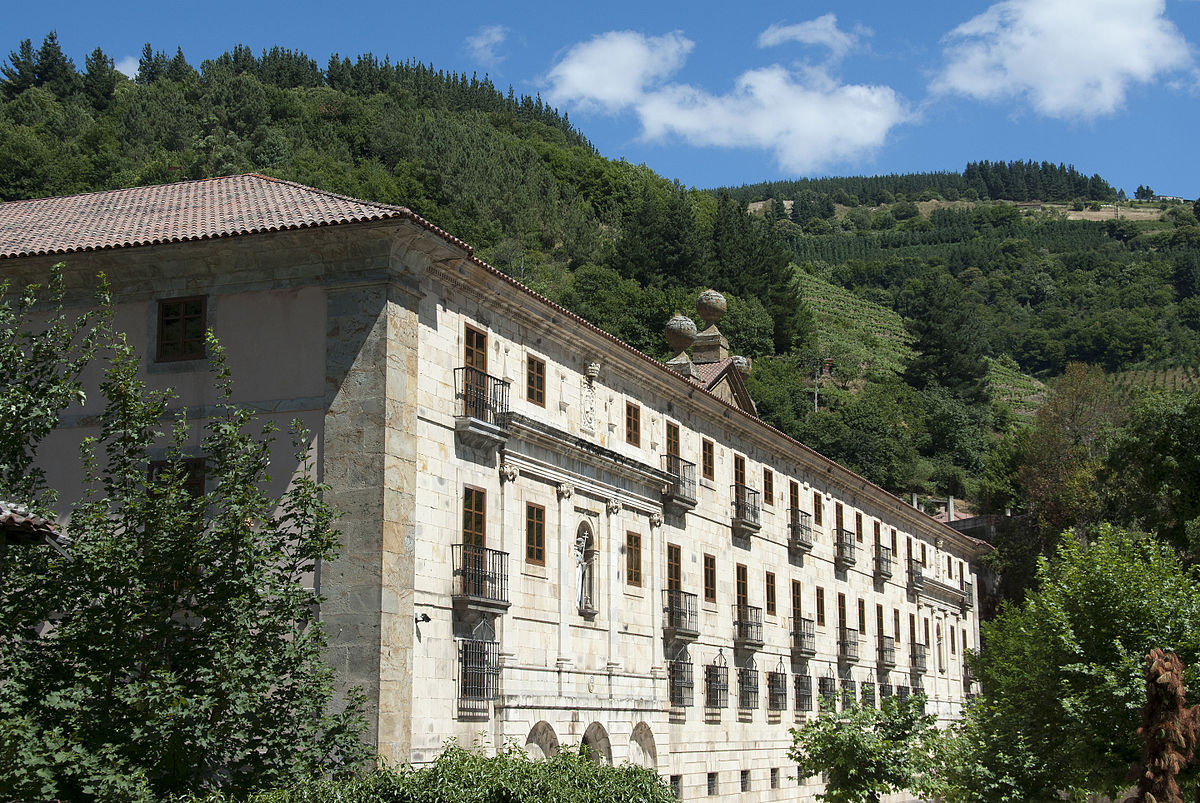 Monasterio de san juan bautista corias wikipedia la - Parador de cangas de narcea ...
