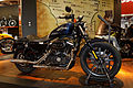 Paris - Salon de la moto 2011 - Harley-Davidson - XL 883N Iron 883 - 001.jpg