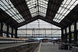 Gare de paris austerlitz wikip dia for Train tours paris austerlitz