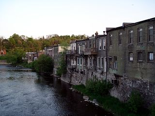Paris, Ontario Unincorporated community in Ontario, Canada