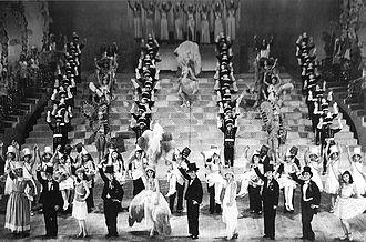 Takarazuka Revue - Parisette 1930