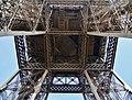 Paris Tour Eiffel Blick nach oben 4.jpg