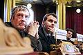 Parlamentariker vid Nordiska Radets session i Oslo. 2007-11-01. Foto- Magnus Froderberg.jpg
