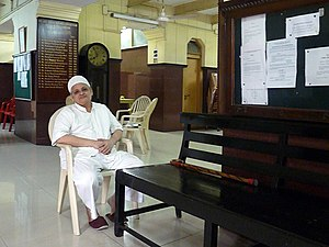 Ethnic communities in Kolkata - A Parsi gentleman in Kolkata