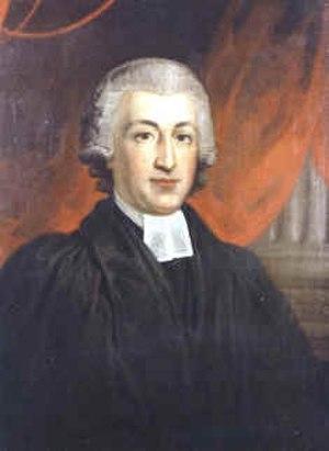 James Woodforde - James Woodforde by his nephew Samuel