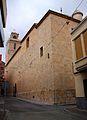 Part posterior de l'església de Sant Martí de Callosa de Segura.jpg
