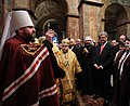 Participation in the liturgy and enthronement of the Primate of the Orthodox Church of Ukraine (2019-02-03) 42.jpeg