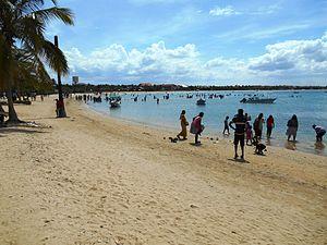 Pasikudah - Image: Pasikudah beach, Sri Lanka