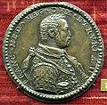 Pastorino, medaglia di francesco I de' medici (senza verso), 1572.JPG