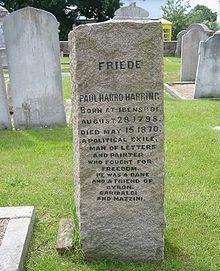 gravestone wiktionary