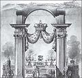 Paul I's funerals by G.Quarenghi (1801).jpg