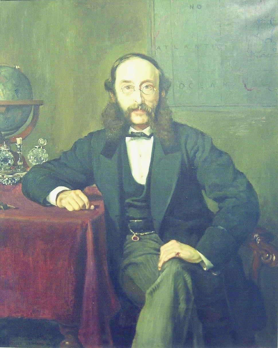 Paul Julius Reuter 1869