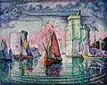 Paul Signac Port de La Rochelle.jpg