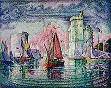 L'HISTOIRE du musée d'Orsay dans MUSEES de FRANCE 220px-Paul_Signac_Port_de_La_Rochelle