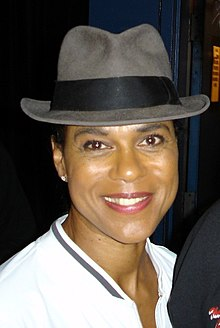 Pauline Black of Selecter, San Francisco, 2005