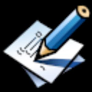 Pe (text editor) - Image: Pe Icon