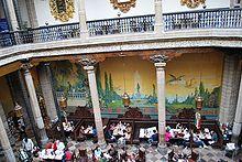 Casa de los azulejos wikipedia for Casa de los azulejos en mexico